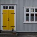 Reykjavik - Fassade 1